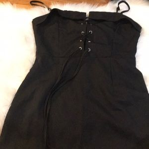 Nasty Gal corset dress